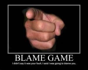 blame gane
