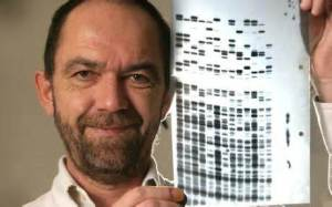 DNA Sir Alec Jeffreys