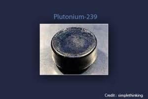 Plutonium 239