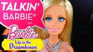 barbie talks 1