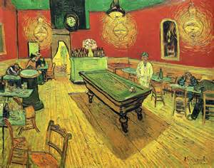 Van Gogh The Night cafe